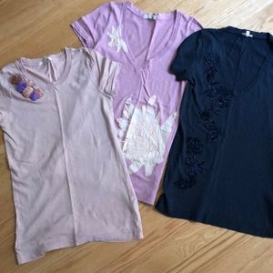 Jcrew T-shirt bundle
